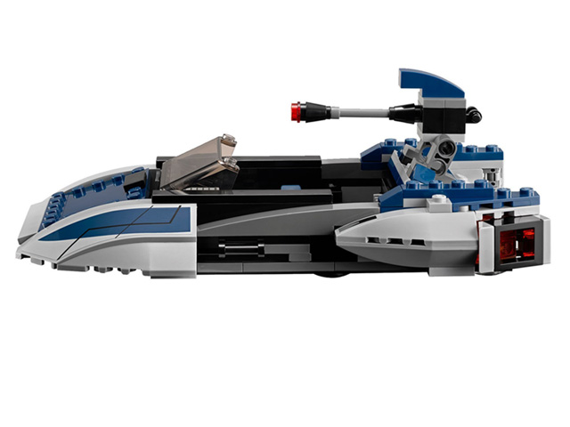 75022 レゴ スター・ウォーズ マンダロリアン・スピーダー