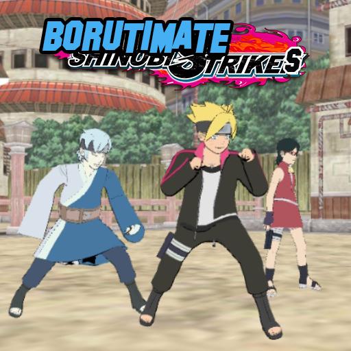 BORUTIMATE: Shinobi Strikers for PC
