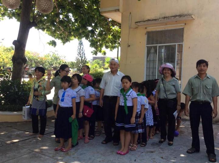 Mừng bổn mạng thiếu nhi Tuy Hòa 2016