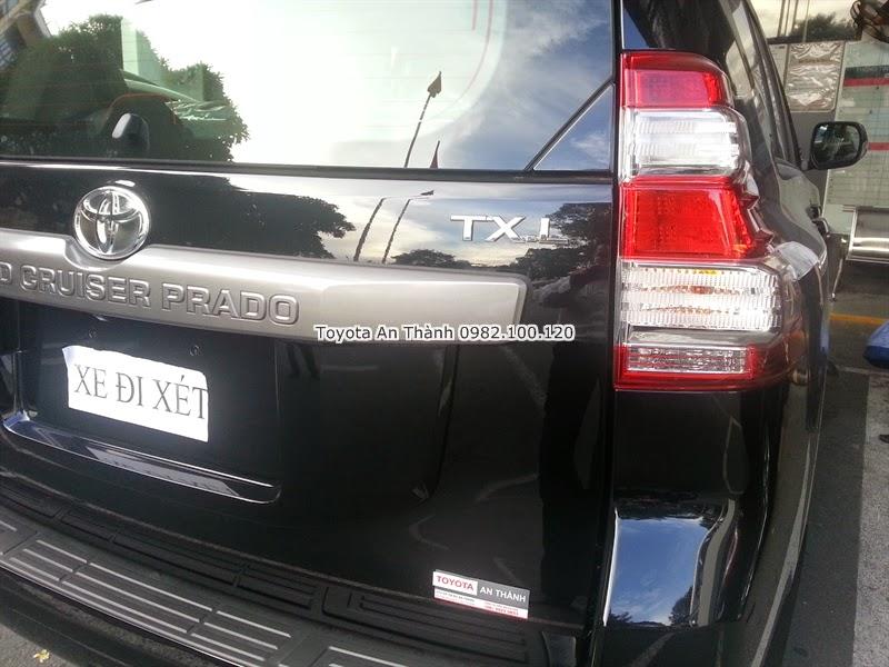 Khuyến Mãi Giá Bán Xe Toyota Land Prado 2015 Nhập Khẩu 05