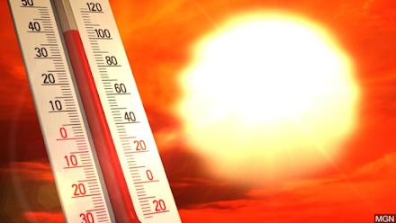Κι όμως, η υψηλότερη θερμοκρασία στην Ευρώπη έχει καταγραφεί στην Ελλάδα