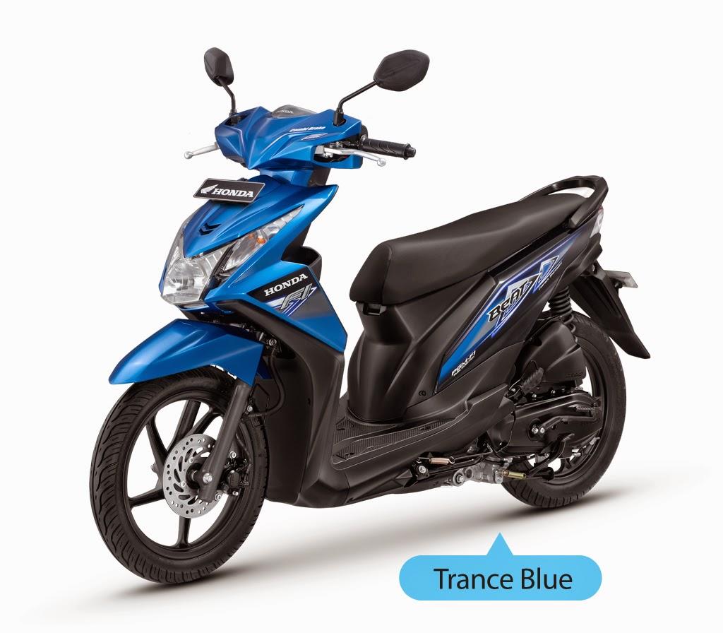 Modifikasi Honda Beat Warna Hijau  Thecitycyclist