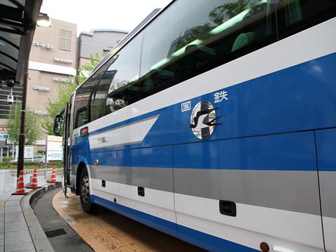 JRバス関東「新東名スーパーライナー」 旧国鉄バス復刻塗装車 その2