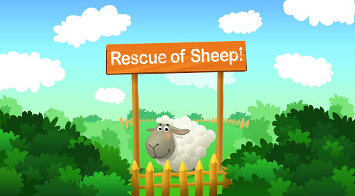 Rescue of Sheep