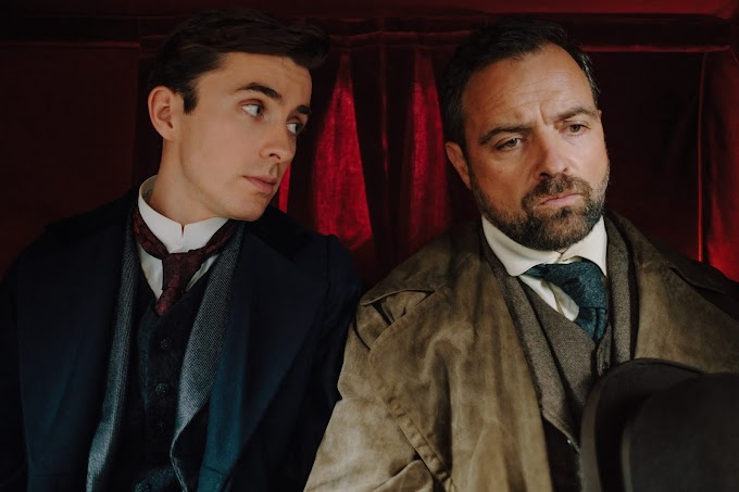 Vienna Blood: Jugando a ser Sherlock Holmes pero de segundo nivel