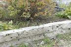 Strata Retaining Wall