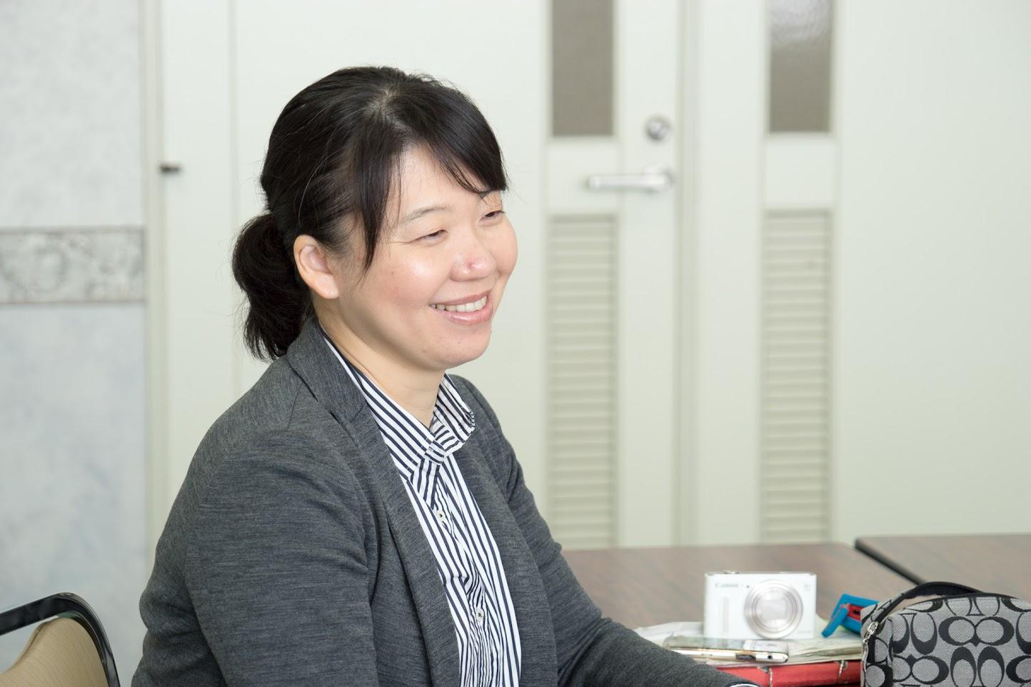 松本奈緒子先生
