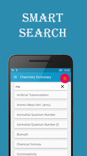 Chemistry Dictionary 1.0.6 screenshots 2
