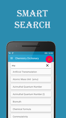 Chemistry Dictionary - screenshot