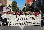 Manifestación Enero de 2010