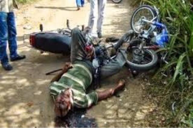 Resultado de imagen para accidentes de motocicletas