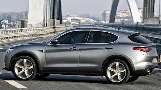 2021 Ferrrari SUV concept