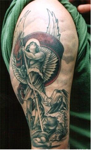 guardian angel tattoos