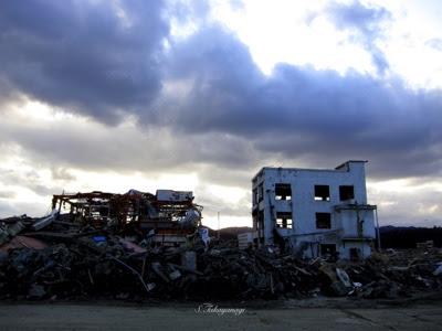 2011年3月 東日本大地震 南三陸町