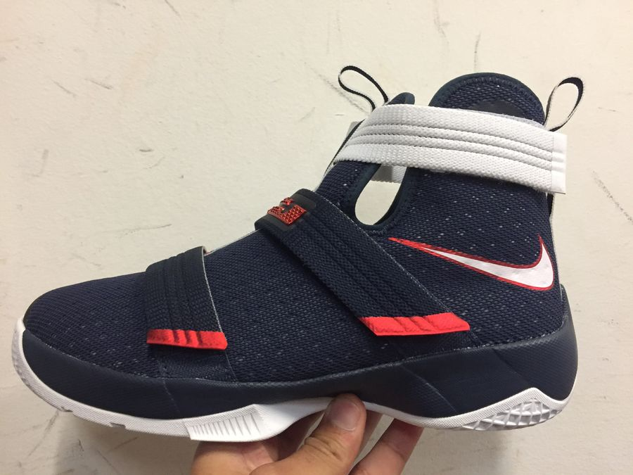 Coming Soon  Nike LeBron Soldier 10