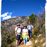 MapMyFitness Hike on September 16, 2014