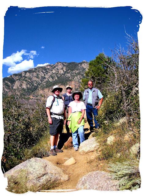 MapMyFitness Hike on September 16, 2014