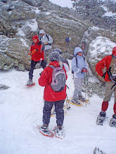 Photo: Raquetas de nieve en la Sierra de Urbión
