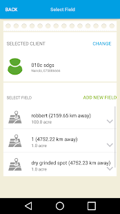 SoilCares/HLB bekalkings App- screenshot thumbnail