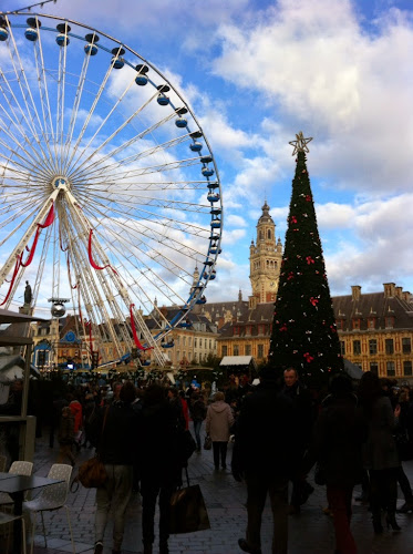 Grand place lille 2014