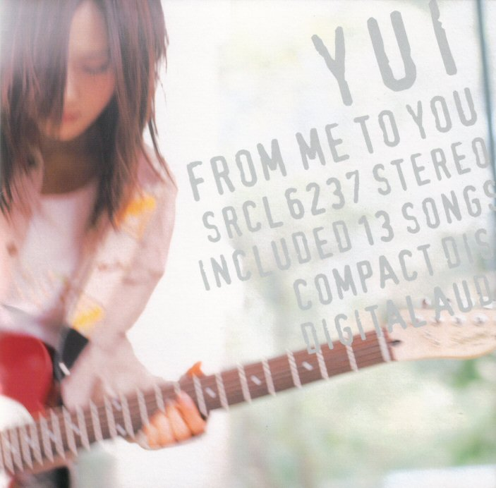 [Full Album] YUI - From Me to You