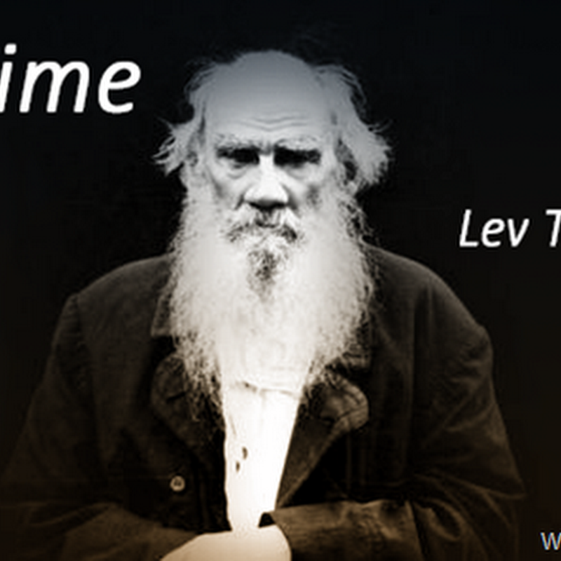 30 Maxime Celebre ale lui Lev Tolstoi