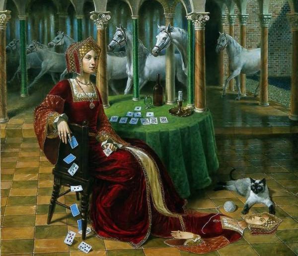 Pleasant Sorceress Of Goodness, Sorceress 3