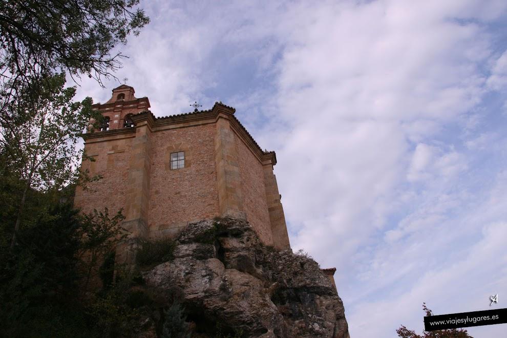 Ermita de San Saturio  Soria  España  Viajes y lugares