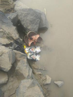 Dua Bocah Diduga Tenggelam di Kali Citarum