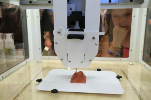 3D-принтер для конфет появится в Великобритании + Сhocola3d