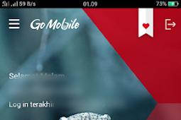 Top Up Gopay via Go Mobile CIMB Niaga