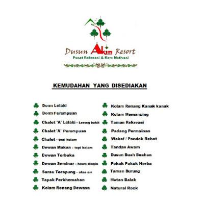 Dusun Akin Resort