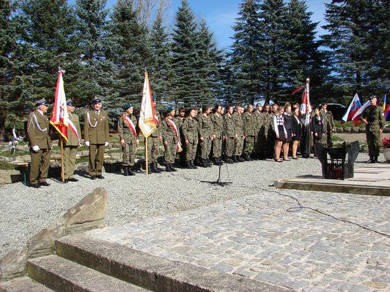 68 rocznica Operacji karpacko–dukielskiej - DSC09003_1.JPG