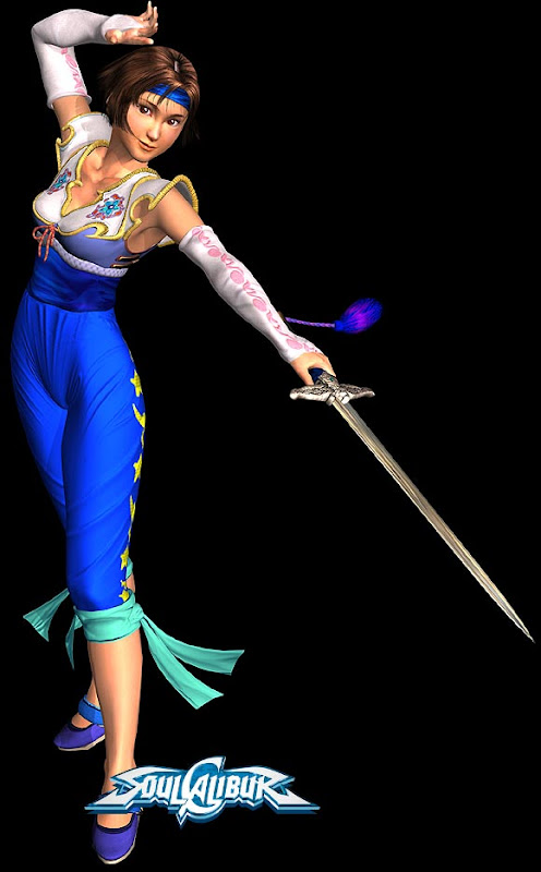 Xia 003, Warrior Girls 1