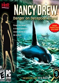 Nancy Drew: Danger on Deception Island - Review By Jerri Wright