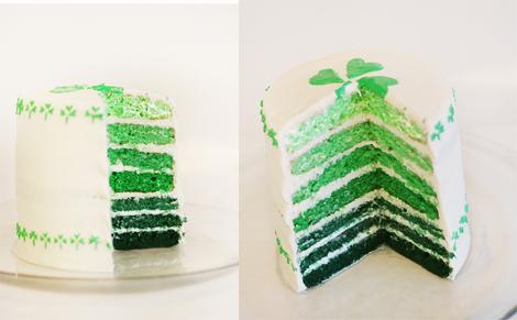 Prime Happy St Patricks Day Eat Rainbow Cake Say Yes Birthday Cards Printable Trancafe Filternl