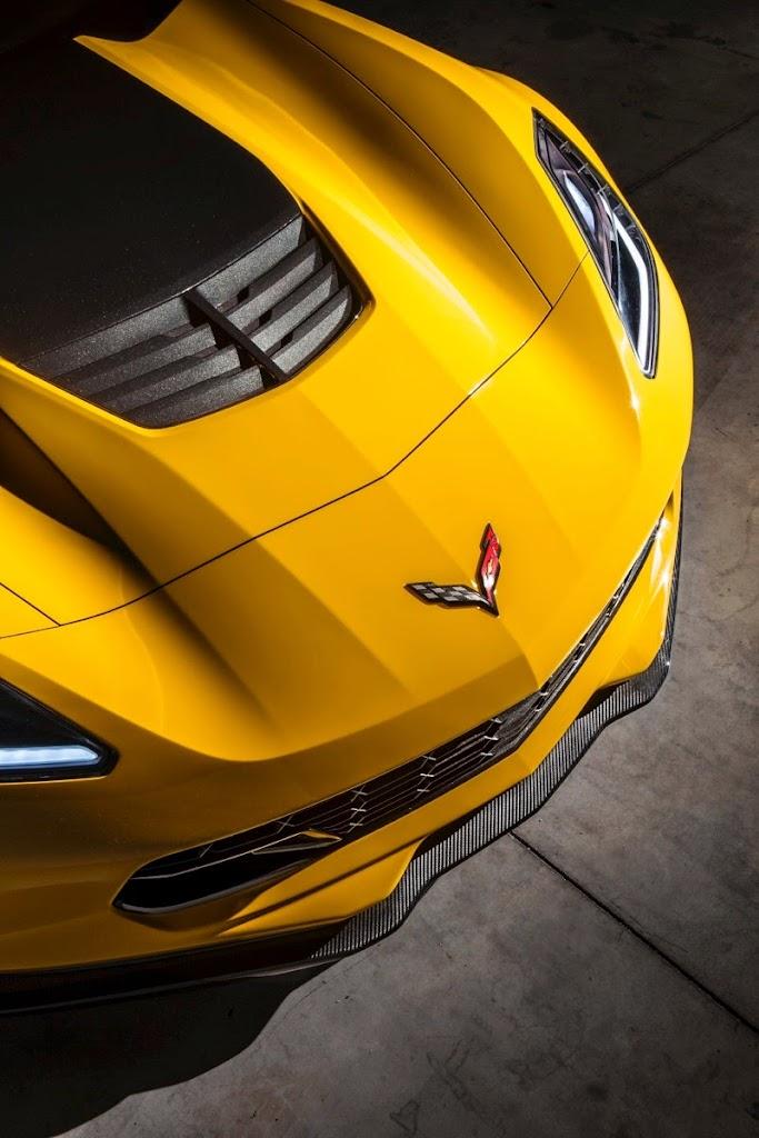 2015 Chevrolet Corvette Z06 11