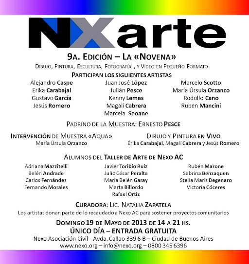 NX arte 9a. Edición - La