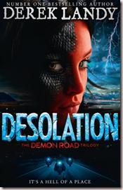Desolation Derek Landy