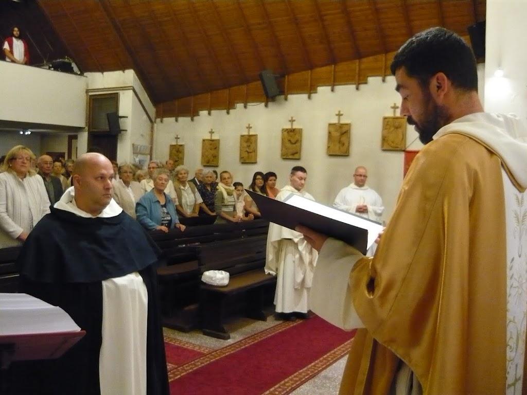 József testvér fogadalomtétele, 2011.09.24., Debrecen - P1010847.JPG