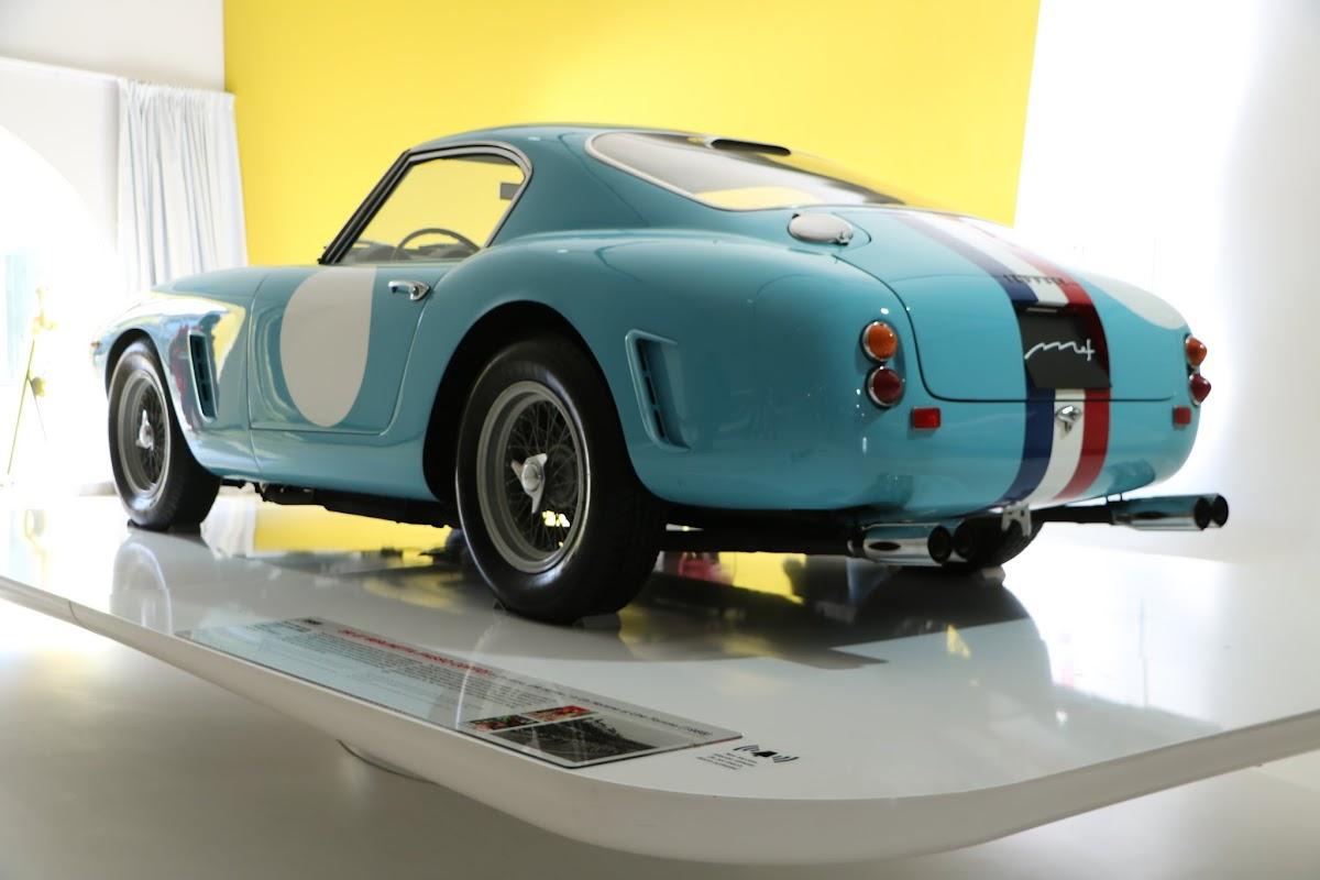 Modena - Enzo Museum 0010 - 1959 Ferrari 250 GT.jpg