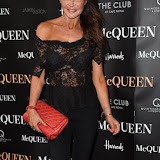 OIC - ENTSIMAGES.COM - Lizzie Cundy attends  McQueen - press night at Theatre Royal Haymarket on the 27th August 2015. Photo Mobis Photos/OIC 0203 174 1069
