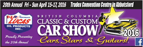 British Columbia Classic & Custom Car Show