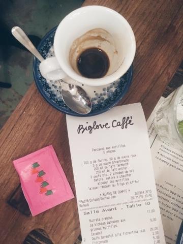 biglove caffè big mamma bonne adresse paris lucileinwonderland lucile in wonderland café