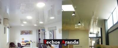 Techos en Monzón