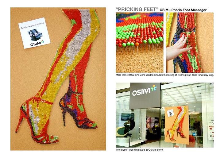 OSIM — the Foot Massager №1