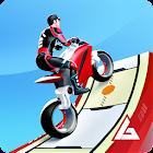Gravity Rider Motocross - jogo de saltos de motas icon