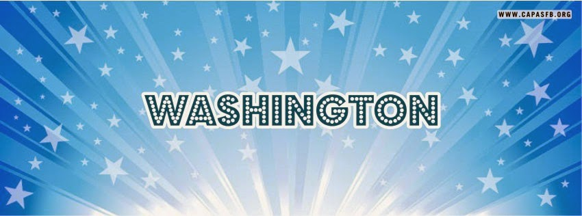 Capas para Facebook Washington
