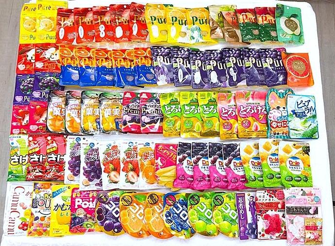 1 日本軟糖推薦 日本人氣軟糖