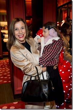 MONCLER ENFANT OPENING EVENT MILANO SPIGA_Silvia Grilli e Anna